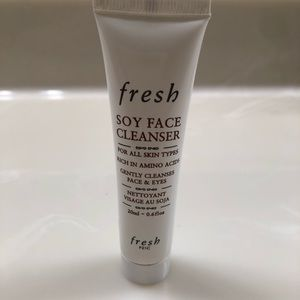 Fresh Soy Face Cleanser Travel Size